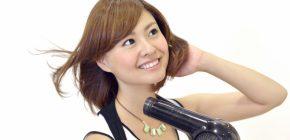 【女性のための育毛講座】上手な髪の乾かし方